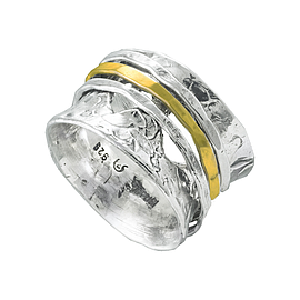 "Spinner Ring ""FAMILY"""